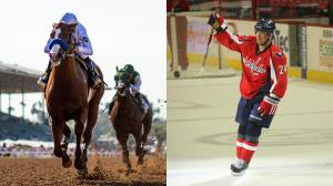 "The ""Curse of Apollo"" and the apparent Washington Capitals curse could cause a bit of an existential crisis for Justify supporters."