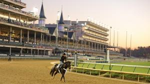 Breeder's Cup's new docuseries takes fans behind the scenes as horses prepare for the Breeders' Cup at Churchill Downs.