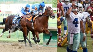 Promising Dak Attack Brings Cowboy Nation to Racetrack