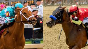Kentucky Oaks winners Monomoy Girl and Abel Tasman head this year's Breeders' Cup Distaff at Churchill Downs.