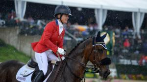 Former Racehorses Shine at Land Rover Kentucky Three-Day Event