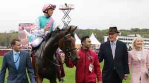 Two-time Prix de l'Arc de Triomphe winner Enable has plans to run in the Breeders' Cup Turf.