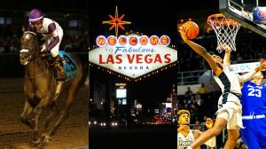 March in Vegas Means Hoops 'Madness' and the Best Horse Racing, Too
