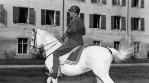 Gen. George S. Patton: Thoroughbred Breeder?
