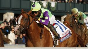 Good Magic will be a strong favorite in the Haskell Invitational on Sunday.