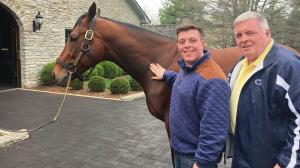 Like Father, Like Son: Rice Family Part of Fabric of New York Racing