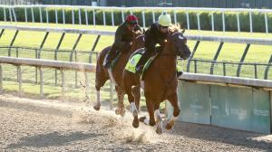 Hofburg 'Dragging' Juddmonte, Mott to Chance for Elusive Derby
