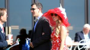 SLIDESHOW: FallStars Fashion and Fun at a Jam-Packed Keeneland Saturday