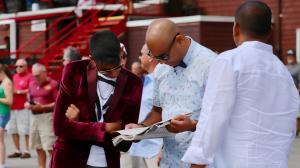 Making Money Betting the Hopeful Stakes Trifecta