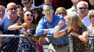 Top Tweets from Opening Week at Saratoga and Del Mar