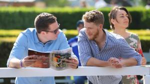 Betting Promising Maiden Winners in the American Pharoah Stakes