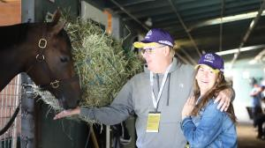 Breeders' Cup Hopeful Stubbins Takes Owners to New Heights