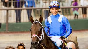 Jockey Jose Ortiz has experienced much success in his young career.