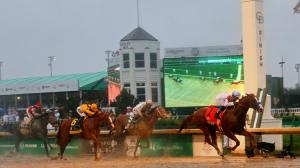 The Tale of a Remarkable Kentucky Derby