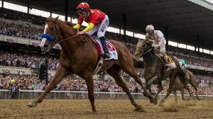 Justify remains ranked fourth in the world after his Triple Crown win.