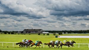 Kentucky Downs has made the most of their short meet, shattering handle records each of the last six years.