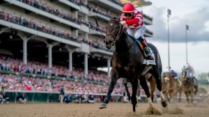 Serengeti Empress Dominant in Front-Running Longines Kentucky Oaks Win