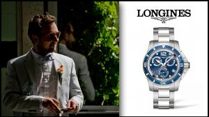 Longines Men's June Watch of the Month: The HydroConquest Collection