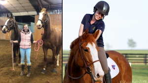 Thoroughbred Makeover Diary: Enjoying Every Minute With Thalia