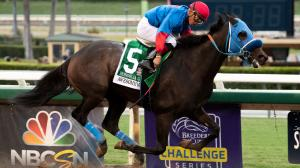Mongolian Groom Stuns McKinzie in Awesome Again, Mirth Money in Rodeo Drive