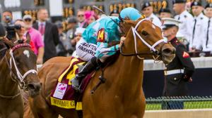 Making Money Betting Monomoy Girl in the Cotillion Stakes