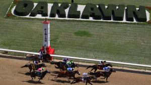 Eng: Oaklawn's Rebel Split the Right Move for Racing
