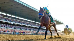 The Main Track: Triple Crown Results a Reminder of American Pharoah's Greatness