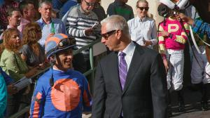 Trainer Todd Pletcher is among the perennial leaders at Gulfstream Park's winter meet.
