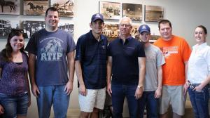 RTIP Opportunities: A Visit With Alum Todd Pletcher