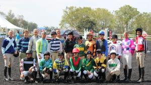 Horse Racing Meets Eventing for the Real Rider Cup