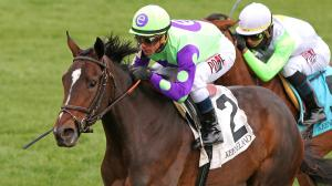 Rushing Fall a Formidable Favorite in Queen Elizabeth II Challenge Cup