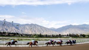 Racing returns to Santa Anita Park this weekend.