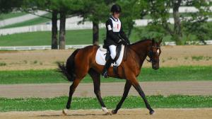 New Vocations Pony Club Challenge Pairs Youth and Retired Racehorses