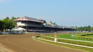 Saratoga Springs, N.Y., is home to much horse racing and history.