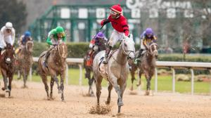 Silver Prospector wins the Southwest Stakes and 10 Kentucky Derby points.