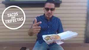 Tacos and Trifectas: Taqueria La Mexicana, Saturday Moon