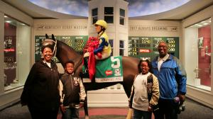 Celebrating the 'Fastest Two Minutes in Sports' at Kentucky Derby Museum's Fan Fest