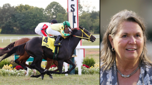 Tricky Escape a Perfect Match for Trainer Ashby, Who Never Expected to Keep Her