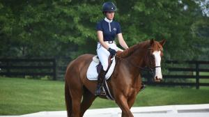 Thoroughbred Makeover Diary: 'Patience Pays' as Thalia Continues Training
