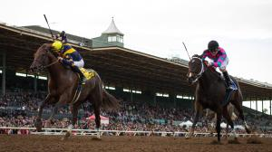 Betting the Great Lady M Stakes on a Budget