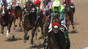 One Bad Boy Powers to Queen's Plate Victory on Action-Packed Day at Woodbine
