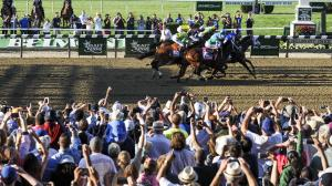 'The Bid' and 40 Years of Belmont Stakes