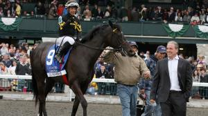 My Longshot: Wesley Ward and Peter Miller Join Forces for Colossal Keeneland Upset