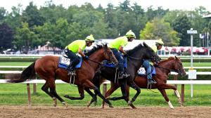 SLIDESHOW: Magical Mornings at Saratoga