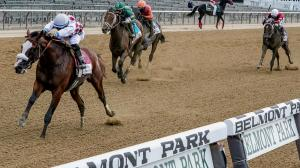 Tiz the Law Dominates Belmont Stakes to Launch 2020 Triple Crown