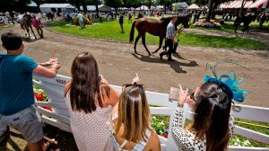 Top Tweets from Travers Stakes Day