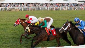 Dan's Double: Strike Early, Finish Strong at Kentucky Downs