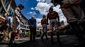 Making Money Betting Finite in the Fair Grounds Oaks