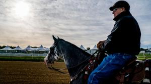 Hall of Famer Lukas Relishes Comfort of Pimlico, Remains Focused on Next Challenge