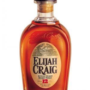 5. Elijah Craig Small Batch 12-Year-Old Bourbon